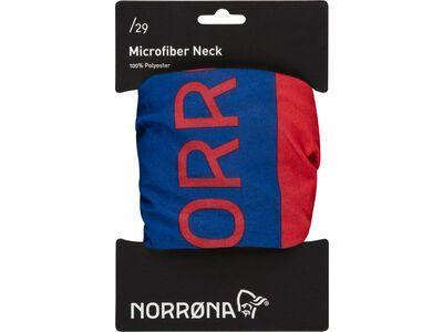 Norrona /29 microfiber Neck, true red - Multifunktionstuch