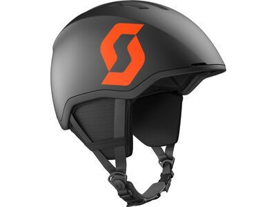 Scott Seeker Junior, black matt - Skihelm