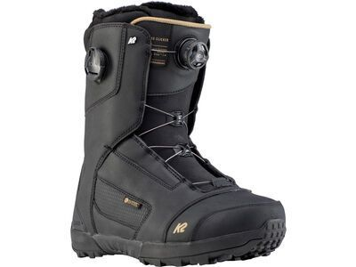 *** 2. Wahl *** K2 Compass Clicker 2020, black - Snowboardschuhe | Größe 27.5 // 42.5