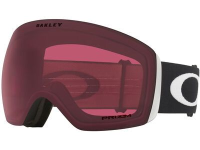 Oakley Flight Deck XL Prizm, matte black/Lens: dark grey - Skibrille