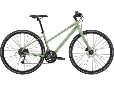 Cannondale Quick Women's 3 agave 2021