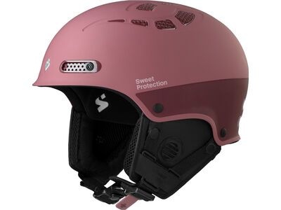 Sweet Protection Igniter II, matte lumat red - Skihelm