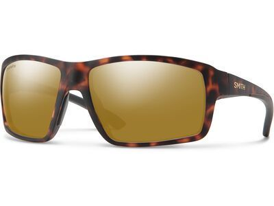 Smith Hookshot Chromapop Polarized Bronze Mirror matte tortoise