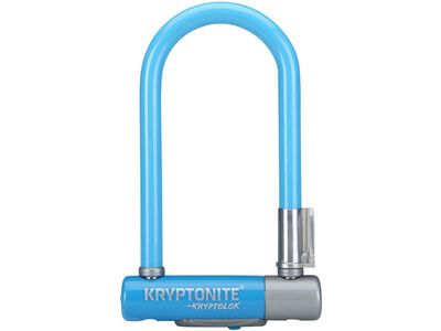 Kryptonite KryptoLok Mini-7, light blue - Fahrradschloss