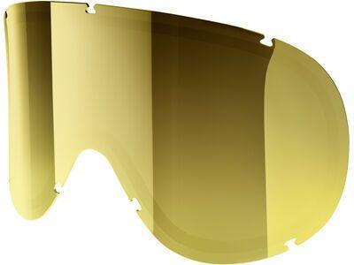 POC Retina Big Clarity Spare Lens, spektris gold - Wechselscheibe