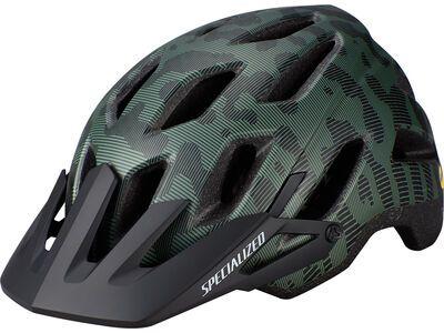 Specialized Ambush Comp ANGi MIPS, sage green/black - Fahrradhelm