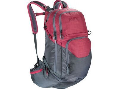 Evoc Explorer Pro 30l heather carbon grey/heather ruby
