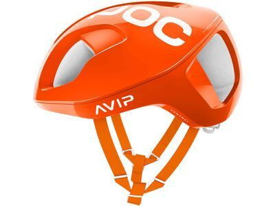 POC Ventral SPIN AVIP zink orange avip