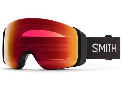 Smith 4D Mag - ChromaPop Photochromic Red Mir, black/Lens: cp photochromic red mir