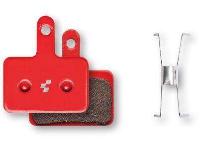 Cube Scheibenbremsbelag Shimano Deore BR-M505/515/525/445/446 MT200/400 - gesintert, red