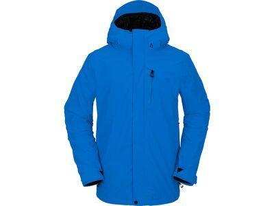 Volcom L Gore-Tex Jacket cyan blue