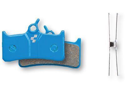 Cube Scheibenbremsbelag Shimano Deore XT/BR-M755 - organisch, blue
