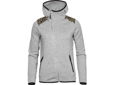 WearColour Snug Hood, grey melange - Hoody
