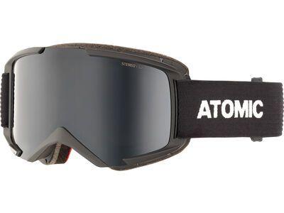 Atomic Savor M Stereo, black/Lens: black stereo - Skibrille