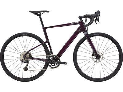 Cannondale Topstone Carbon 5 purple 2021