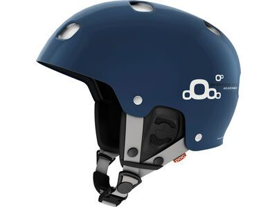 POC Receptor Bug Adjustable 2.0, lead blue - Skihelm