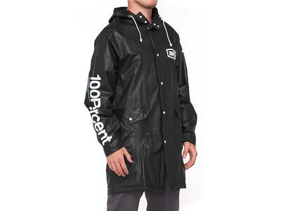 100% Torrent Mechanic's Raincoat black