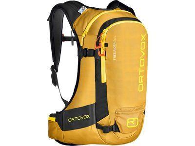 Ortovox Free Rider 26 L, yellowstone - Rucksack