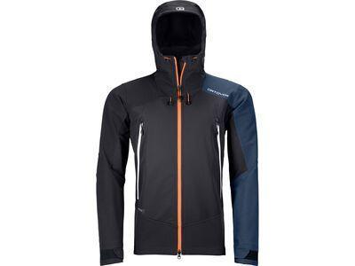 Ortovox Westalpen Softshell Jacket M, black raven - Softshelljacke