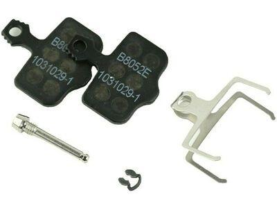 SRAM Road / Level Disc Brake Pads - organisch/Stahl Quiet - Bremsbelag