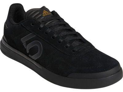 Five Ten Sleuth DLX, black/grey/gold - Radschuhe