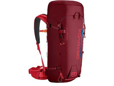 Ortovox Peak Light 38 S, dark blood - Rucksack