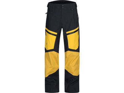 Peak Performance Gravity Pants, yellow flow - Skihose