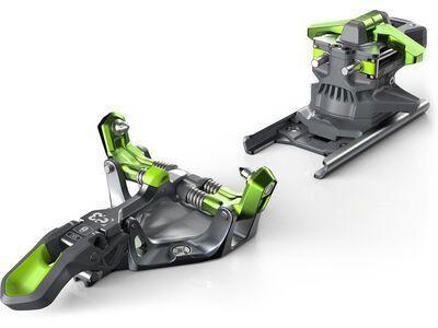 G3 ZED 12 ohne Bremse, green - Skibindung