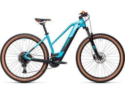 Cube Reaction Hybrid Pro 500 29 Trapeze 2021, petrol´n´orange - E-Bike