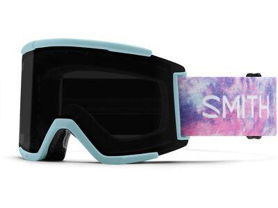 Smith Squad XL inkl. WS, polar tie dye/Lens: cp sun black - Skibrille