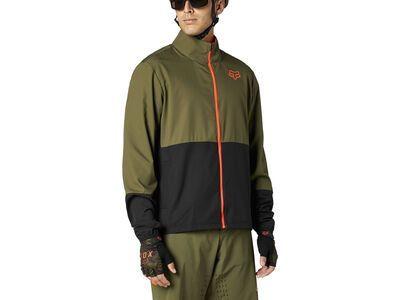 Fox Ranger Wind Jacket olive green