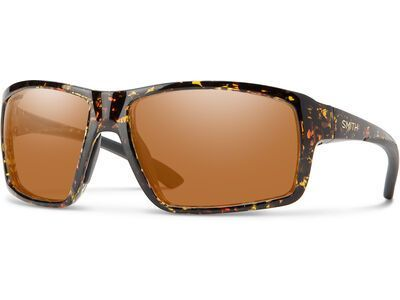 Smith Hookshot Chromapop Polarized Copper dark amber tortoise