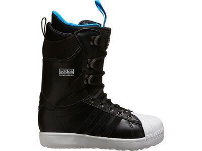 Adidas *** 2. Wahl *** The Superstar 2017 | Größe 46 // 11.5, black/white - Snowboardschuhe
