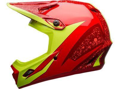 Bell Transfer-9, red/marsala/viper - Fahrradhelm