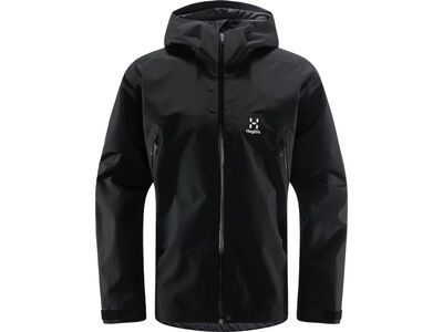 Haglöfs Roc GTX Jacket Men, true black - Skijacke