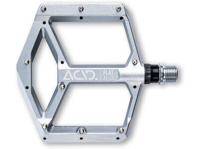Cube Acid Pedale Flat A1-CB, grey