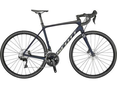 Scott Addict 20 Disc 2021, blue - Rennrad