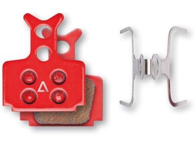 Cube Acid Scheibenbremsbelag Formula Mega/R1/RX/The One RO/RC Tune - gesintert red