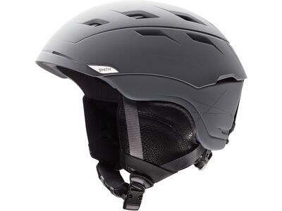 Smith Sequel, matte charcoal - Snowboardhelm