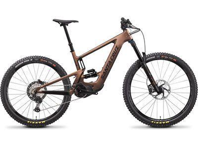 Santa Cruz Bullit 3 CC XT Air MX 2021, copper/black - E-Bike