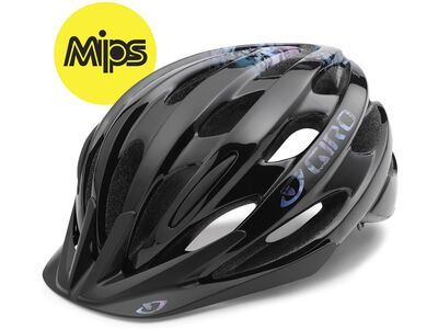 Giro Verona MIPS, black galaxy - Fahrradhelm