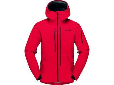 Norrona lofoten Gore-Tex Pro Jacket M's true red