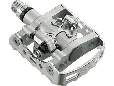 Shimano PD-M324, silber - Pedale