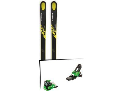 Set: Kästle FX85 HP 2019 + Tyrolia Attack² 11 GW green