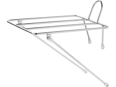 Creme Cycles Front Rack chrome