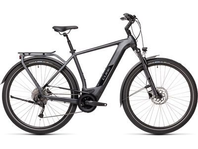 Cube Kathmandu Hybrid ONE 625 2021, iridium´n´black - E-Bike