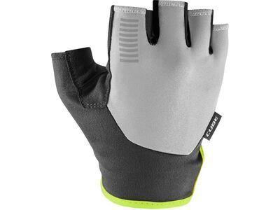 Cube Handschuhe Kurzfinger grey´n´yellow