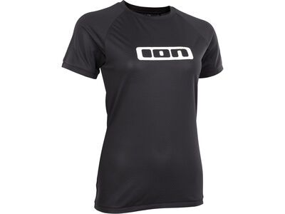 ION Base Tee SS Wms, black - Unterhemd