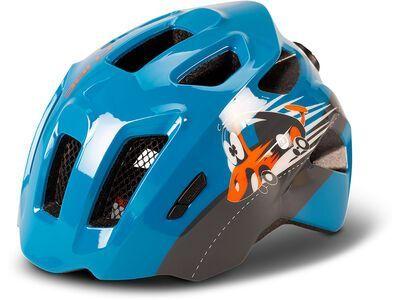 Cube Helm Fink blue