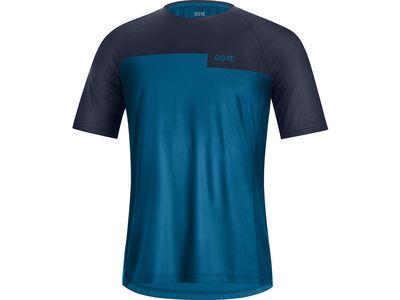 Gore Wear Trail Shirt sphere blue/orbit blue